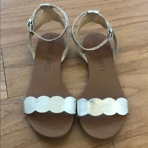 Sole Society Odette sandals